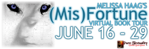 (Mis)Fortune Virtual Book Tour